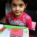 آنیا درویش دوست . ۶ ساله . سال۹۶