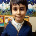 مهراد بهزادی . ۹ساله . سال ۹۶